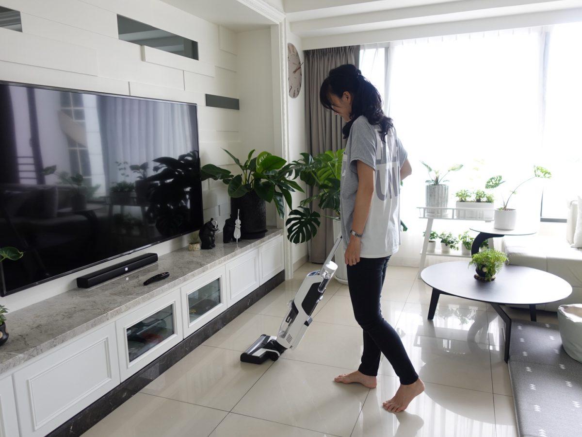 (好物分享)Neabot無線洗地機-超強神力吸塵洗地,殺菌自動清潔完全不髒手