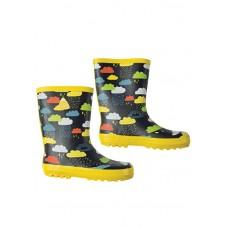 兒童雨鞋【五色雨】16cm-22.5cm
