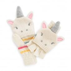 針織手套【獨角獸】二種用法