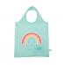 英國sass&belle 可愛童趣購物袋 - 彩虹