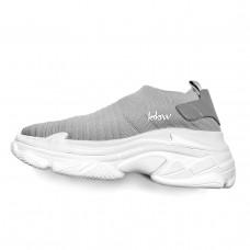 【現貨】堡走鞋–灰色(21.5-26cm)