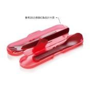 刀叉三件組隨身餐具 (2)