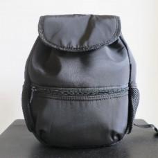 TiDi 時尚黑風衣布輕量背包(S款)
