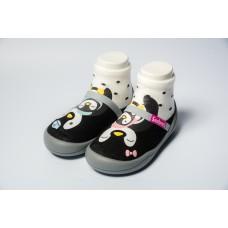 襪鞋【夢幻島系列- 企鵝家族】