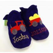 寶寶鞋/ 學步鞋/ 手工鞋/ 室內鞋/ 台灣獨家客製化鞋款 (125)