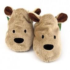 英國手工鞋-咖啡熊