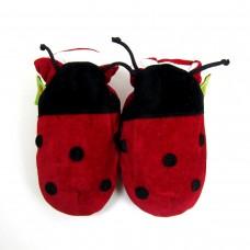 英國手工鞋-小瓢蟲