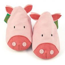 英國手工鞋-小豬豬