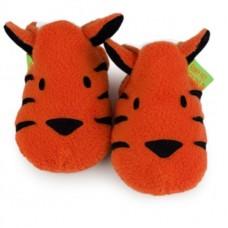 英國手工鞋-橘老虎