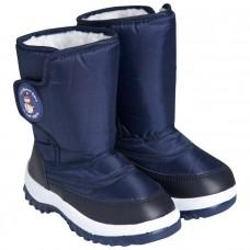兒童雪靴【海軍藍】