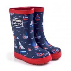 兒童雨鞋【帆船飄】