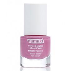 法國namaki 幼兒專用可撕式水性指甲油-玫瑰粉2