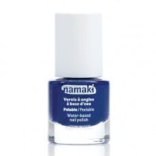 法國namaki 幼兒專用可撕式水性指甲油-寶石藍9