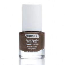 法國namaki 幼兒專用可撕式水性指甲油-橄欖棕14