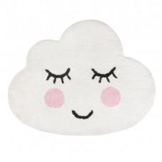 英國sass&belle 純棉地墊 - 雲朵