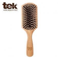 tek梳王-長梳齒寬版梣木梳